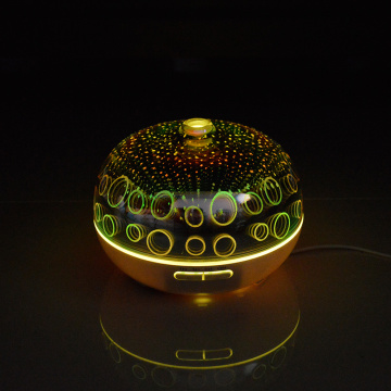 3d Magic Led Lamp Essential Oil Aroma Diffuser