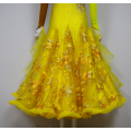 Yellow Dance Competition Costumes