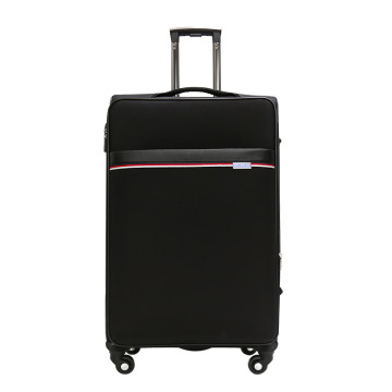 High grade oxford fabric wheeled market trolley bag