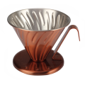 Pour Over Coffee Kettle Set -Cooper Dripper