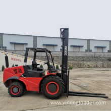 5 Ton Off-Road Forklift
