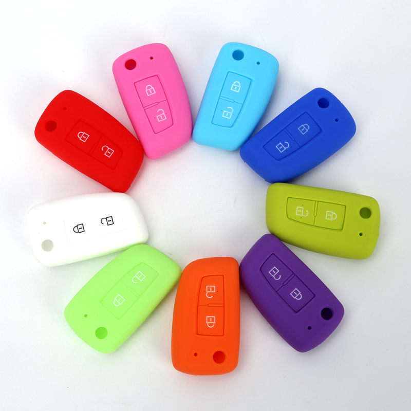 Nissan silicone remote key shell