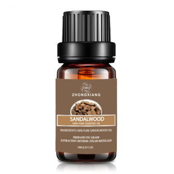 Wholesale natural India sandalwood essential oil 100% pure