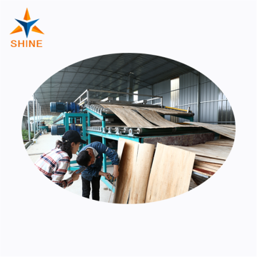 Hot Air Veneer Drying Machine