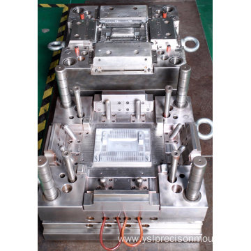 High Precision Plastic Injection Mould for Computer Shell