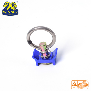 Single Stud Fitting With Stainless Steel O Ring