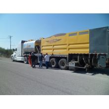 Asphalt and Gravel Spray Truck