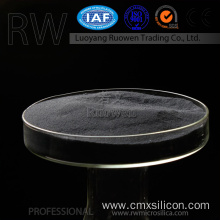 China supplier dark grey ready wet mixed mortar additives micro silica fume low price