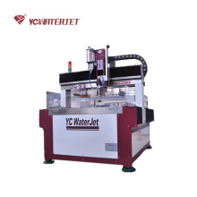 Industrial used 5 axis CNC waterjet cutting machine