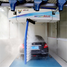 Leisuwash auto car wash with drying system