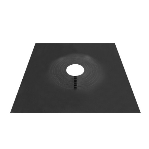 Square base EPDM penetration seals for waterproofing