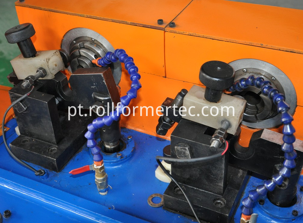tube sealing machine 7