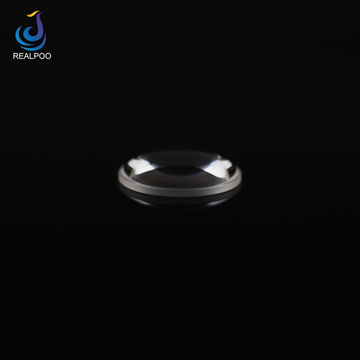 Optical Glass N-SF3 Plano Convex Lenses
