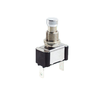 Durable Industrial OFF ON Automotive Push Button Switch