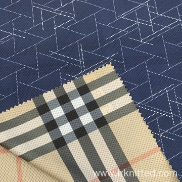 Knitted Duplex Printed Fabric