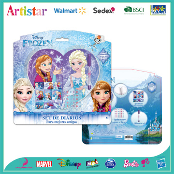 Disney Frozen blister card set 2