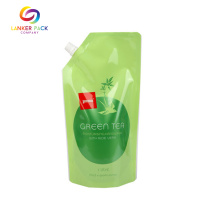 Customized Leakproof Liquid Spout Pouch For Body Care