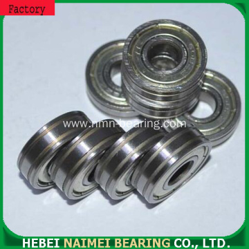 Windows and doors bearing 608 ball bearing Deep Groove Ball Bearing