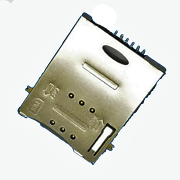 SIM Series  6Pin 1.85mm Height Connector