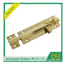 SDB-017BR Building Construction Materia Antique Brass Tower Door Bolts All-Round Bolt