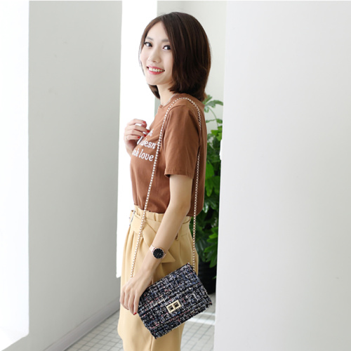 Crossover Messenger Cross Body Satchel Bag