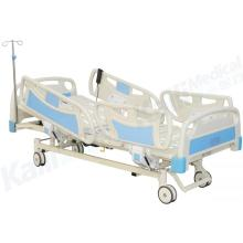 Hospital Electric Bed Three Functions Medical Bed ICU