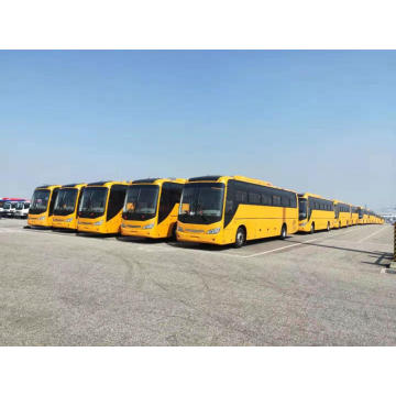 Mutil-functional luxury coach bus