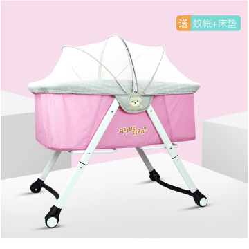 BaBy-Plus Royal Baby Bed P