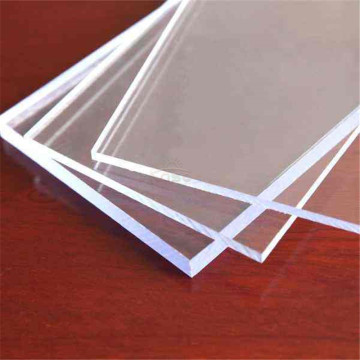 Polycarbonate Greenhouse Widely Used Pc Solid Sheet