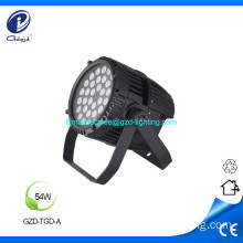 54W waterproof led flood lighting led spot light