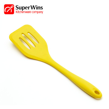 Top Quality Silicone Cooking Tools Slotted Turner