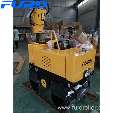 Vibratory Trench Roller for Rough Compaction Application