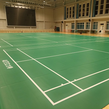 Cheap Price PVC Badminton Flooring