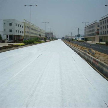 Staple Fiber Nonwoven Geotextiles for Road Constructions