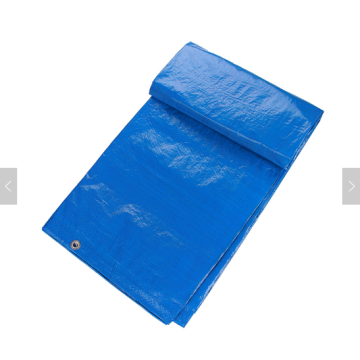 100gsm blue waterproof with UV tarpaulin