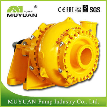 Centrifugal Heavy Duty Gravel Pump