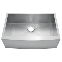 North America upc apron front kitchen sink