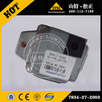 PC200-8 throttle motor 7834-27-2003 komatsu excavator parts