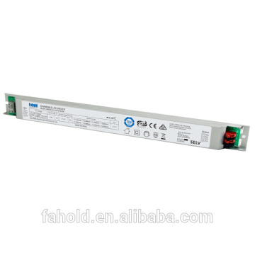 50W linear driver triproof led linear low bay