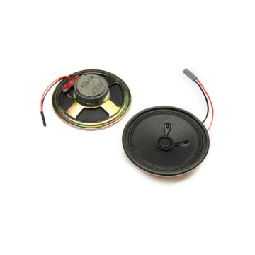 FBS78C 78mm x 22mm 8ohm loudspeaker with wire