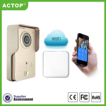 Smart WIFI Doorbell With Camera