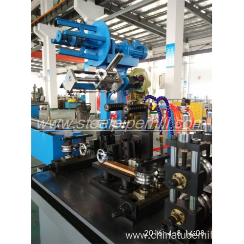 Automatic cold saw for steel tube