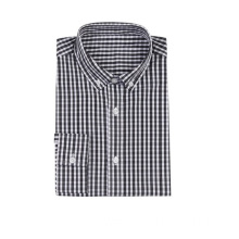 Men's woven shirt in spring and fall