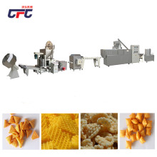 spiral shell and pea brittle extrusion equipment