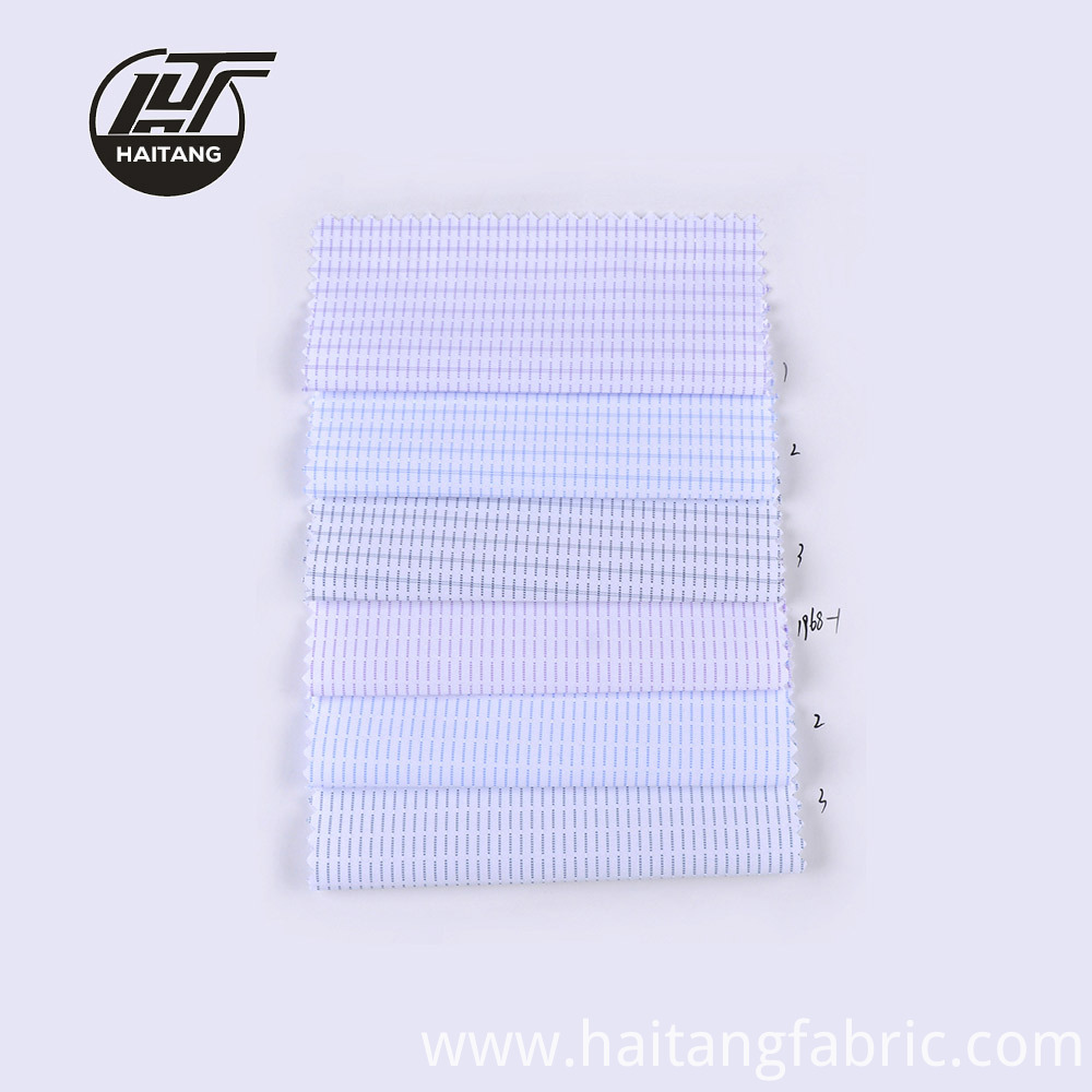 Ventilate Shirting Fabric