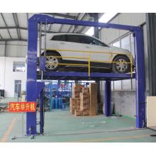Park Garage Car Maintenance and Repair Lift