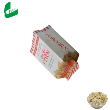 Factory price greaseproof microwave paper popcorn bags