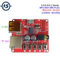 Bluetooth Wireless MP3 Decoder Board Circuit Board BLE 4.1 / 4.2 3.7-5V Lossless Decoding Module Micro USB TF Card Interface