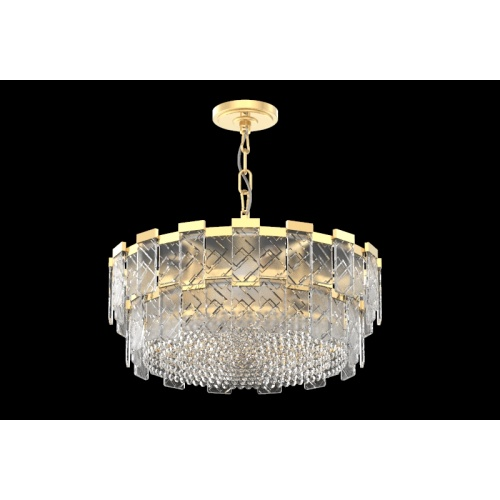 Modern Living Room Decoration Fashion Crystal Chandelier
