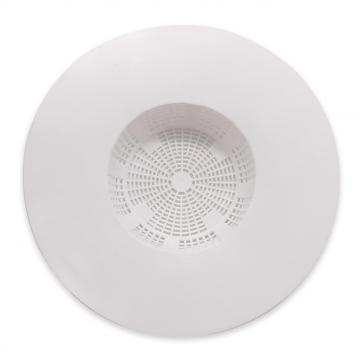 Removable White Plastic Sink Strainer